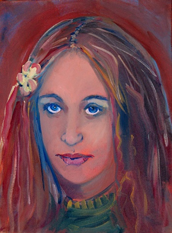 Faith Stone, Faith Stone Art, faithstoneart, portraits oil painting