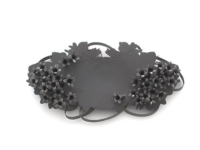 Rorschach Corsage:Valeriana II Brooch