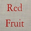 Red Fruit