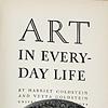 'Art in Everyday Life'