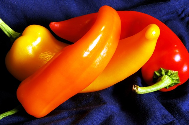 Menage a Trois Peppers III