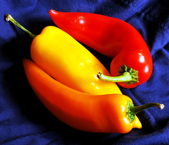 Menage a Trois Peppers IV