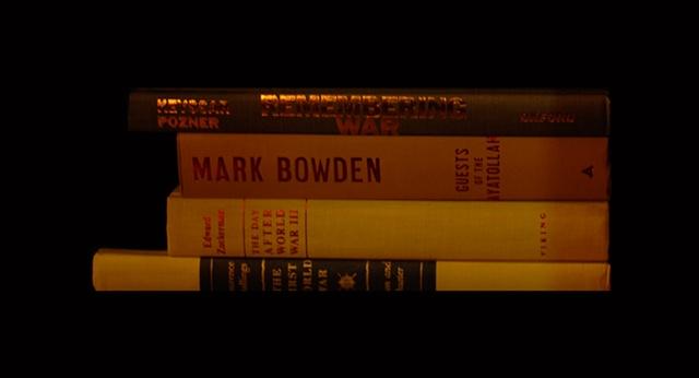 Yellow war books