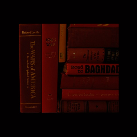 Red war books