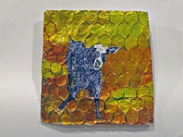 Lamb Tripping Forward