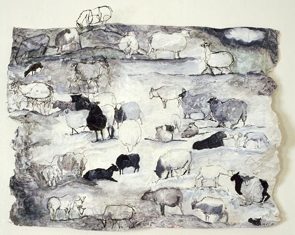 Sheep Dreams, Winter