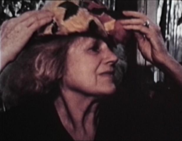 Hats, Bottles, & Bones: A Portrait of Sari Dienes