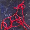 New Constellation, Red Sheep Dancing in the Stars