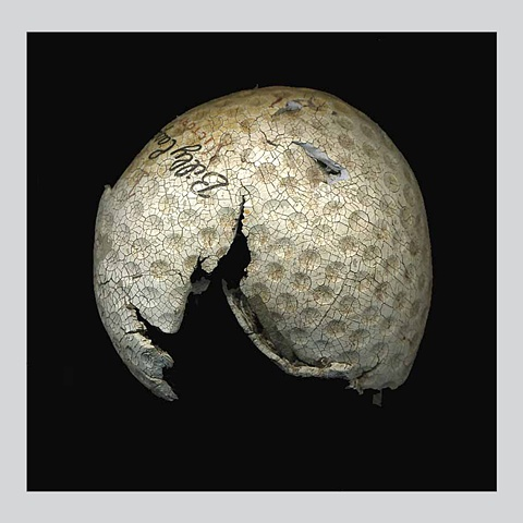 """""""Billy Casper Golf Ball"""""""