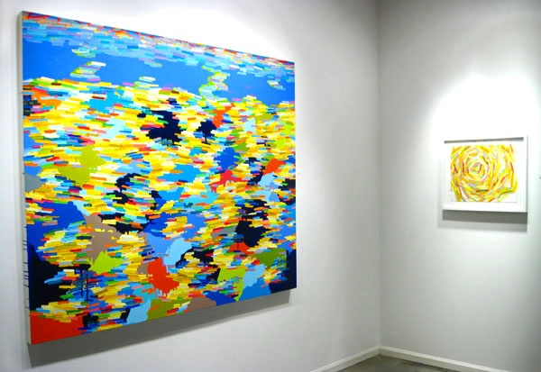 """Martina Nehrling, solo exhibition """"In Defense of Wondering"""" at Zg Gallery, Chicago, IL 2012"""