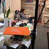Studio, summer 2009, 2