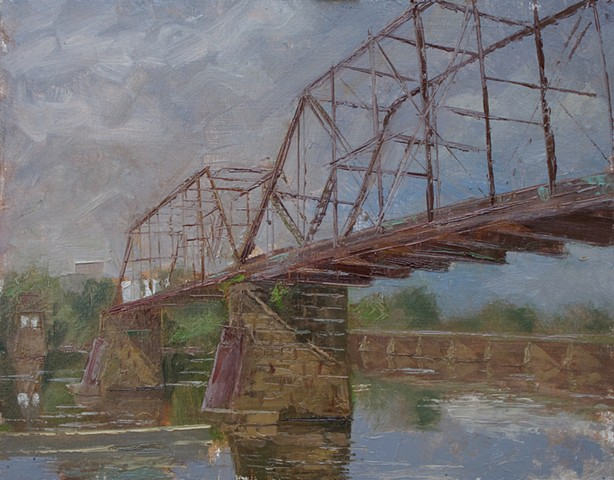 The Old Train Bridge