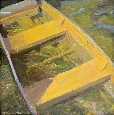 Rowboat in Solomon's