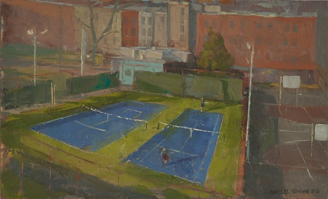 Best in show at the Philadelphia Sketch Club's 150 Annual Exhibition of Small Oil Paintings