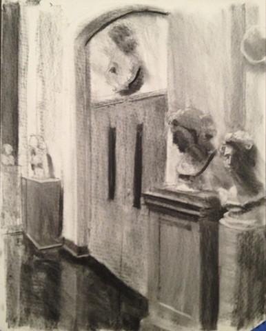 Pennsylvania Academy of the Fine Arts Cast Hall