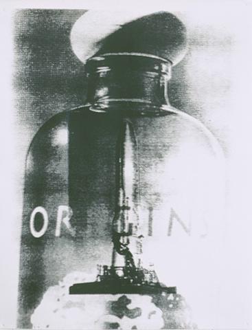Origins 3-4 (Detail)