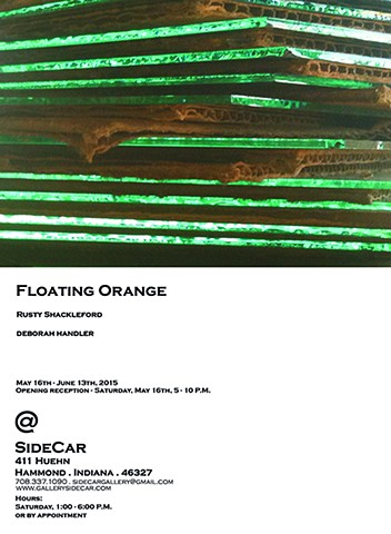 Floating Orange