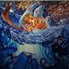 """Aqua-Calamity""  Jeremy Somer"