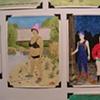 """Little Raccoon Creek - Park Co. Ind."", 2009, ""Snake Handlers"", 2009, Danny Hein"