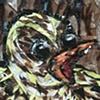 """""""Redhood"""", 2011  Detail  Paul Perkins"""