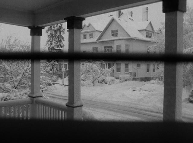 Des Pas sur la Neige (Footprints in the Snow)