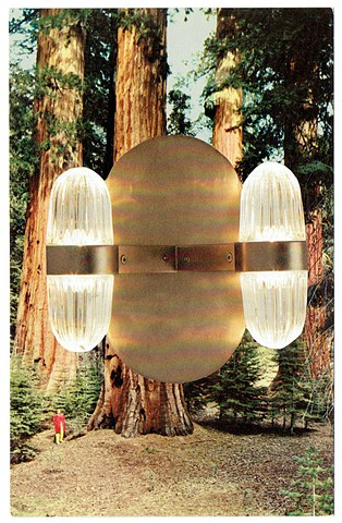 Lighting reflects his love of materials (San Pietro Pendant and Mariposa Grove) 1973/2015