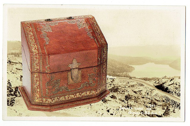 This little jewel (Bombe Chest and Donner Lake) 1907 / 2016