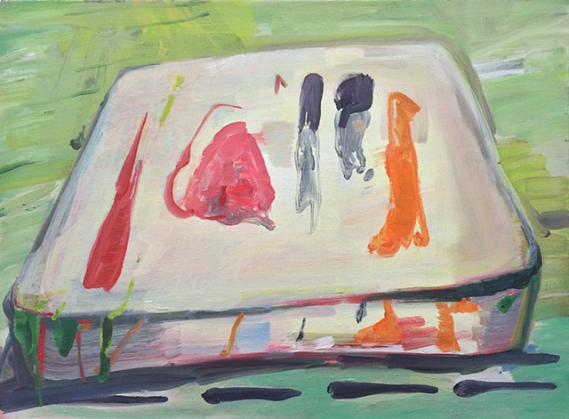 Untitled (Painting Painting 4)
