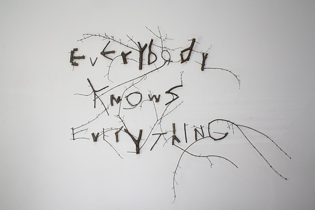 Everybody Knows Everything
