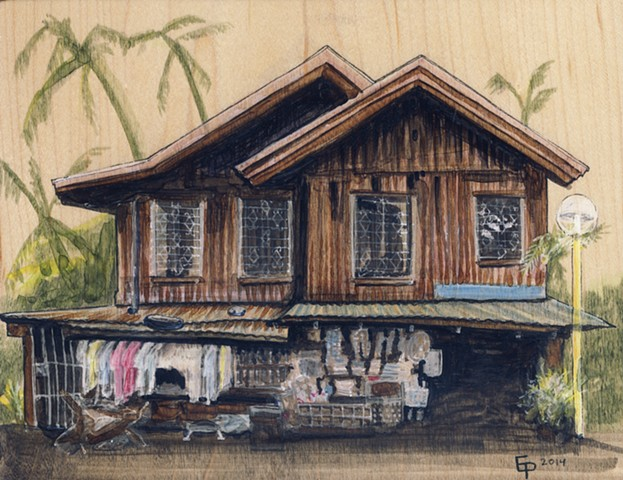 HUMBLE HOMES OF THE PHILIPPINES