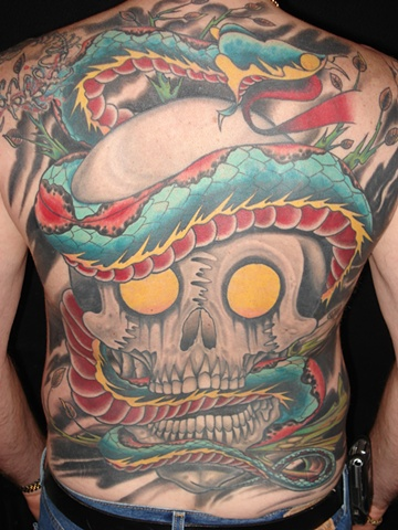 tough skull & snake anthony filo rochester