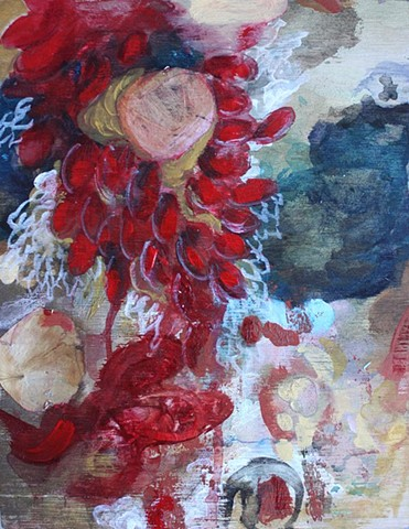 Red Bloom - Algae Bloom Series