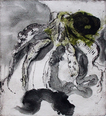 Smokey Octopus (Series of 8)