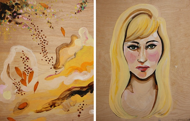 Mary Weiss / Blonde