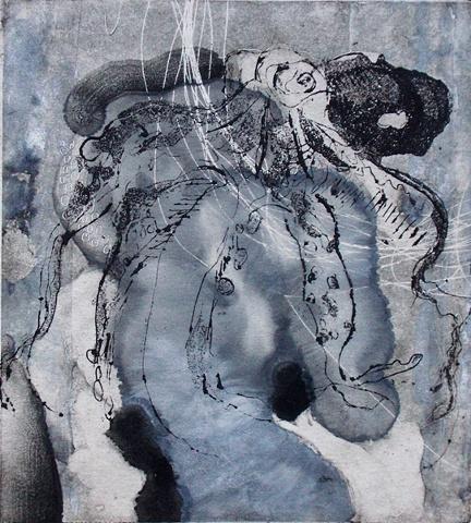 Smokey Octopus (Series of 8)