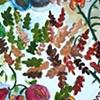 Gate Study V/VI (Blossom/leaves)