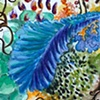 Gate Study (Blue leaf)