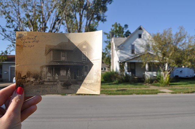 """Our Home"" from 1895 to 1945"