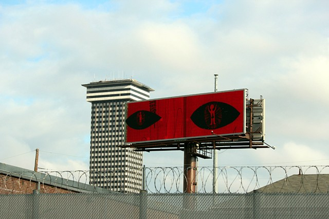 2011 New Orleans Billboard Art Project