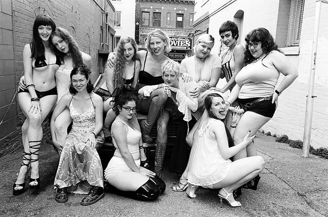 Lusty Ladys SF,CA 2001 or 2002