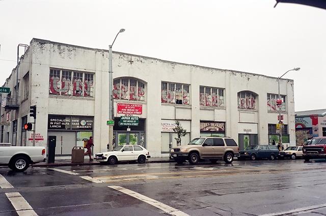 17th ST and Valencia SF,CA 2003