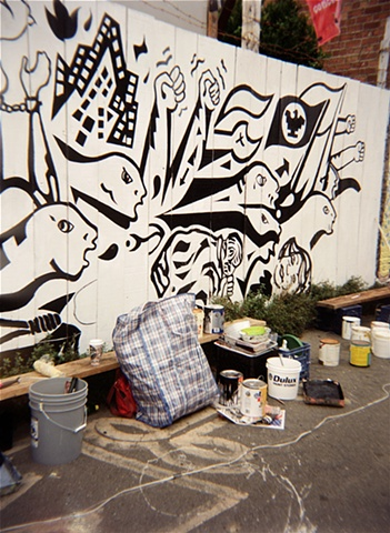 clarion alley 2001 sf,ca