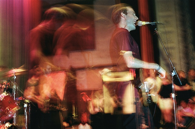 FUGAZI 1990 or 1991 Flint,Mi