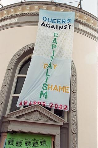 Gay Shame awards SF,CA 2002