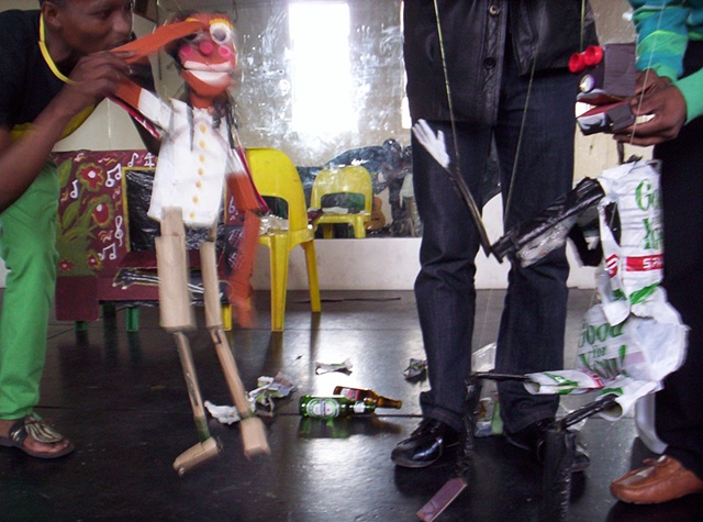 Kwa-Zulu Natal Puppetry Workshops- Durban, South Africa