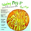 The Shiny Kids Family Festival May 5, 2012 11:00am-4:30pm Moberly Arts & Cultural Centre www.shinykids.ca