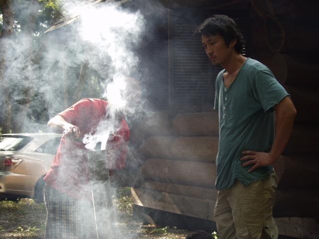 Men in Smoke