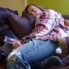 Sarah Sleeping
