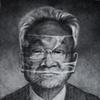 Nakazato Taroemon the 13th with Mishima