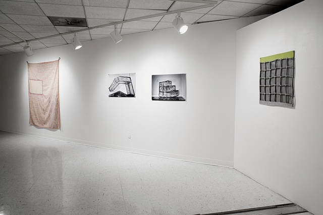 danielle mccullough, lia lowenthal, los angeles, art, photo, textile art, painting, california state university los angeles, paula cooper, carl andre, new york city